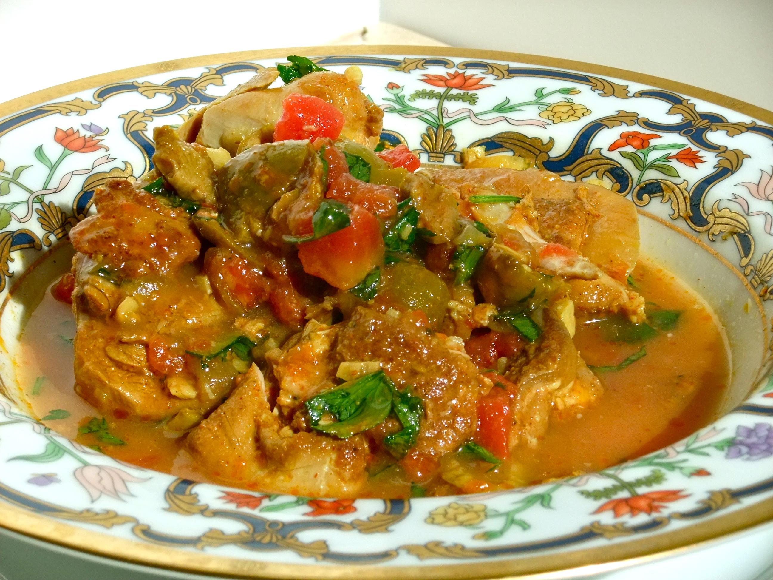 Moroccan for Moroccan fish recipe