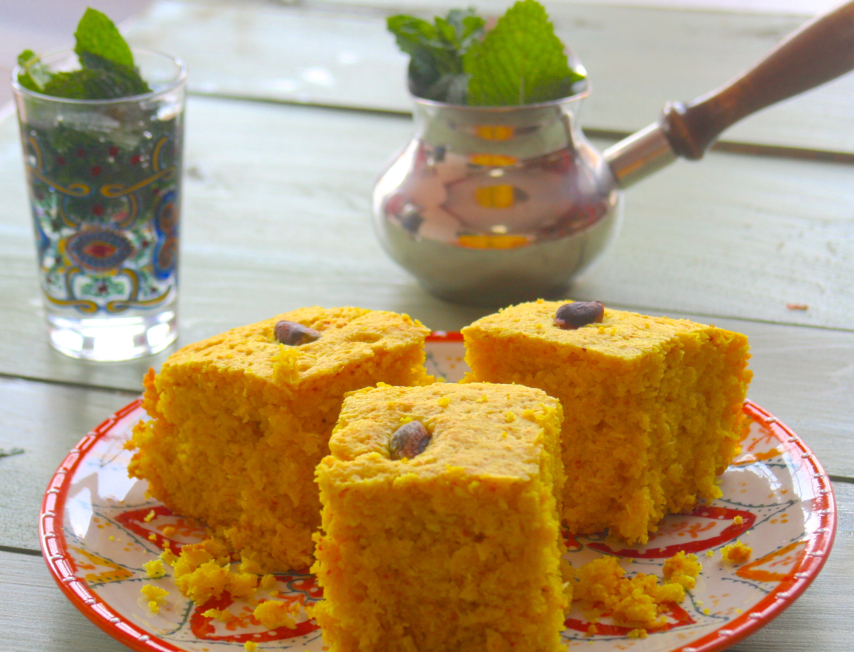 Sfuf middle eastern turmeric cake share546 forumfinder Gallery