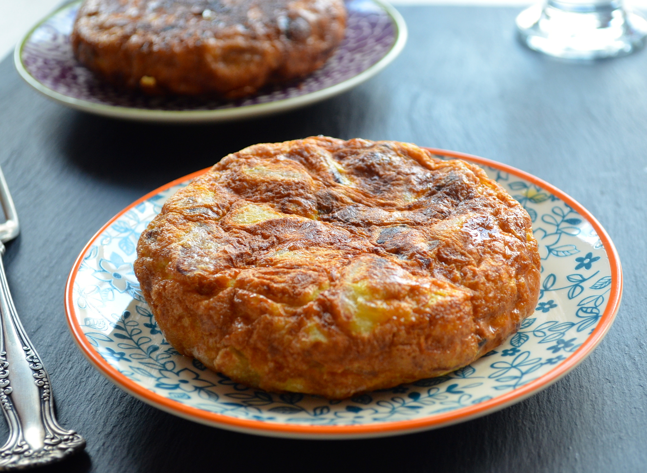 Tortilla de Patatas- Spanish Potato Omelet, Revisited