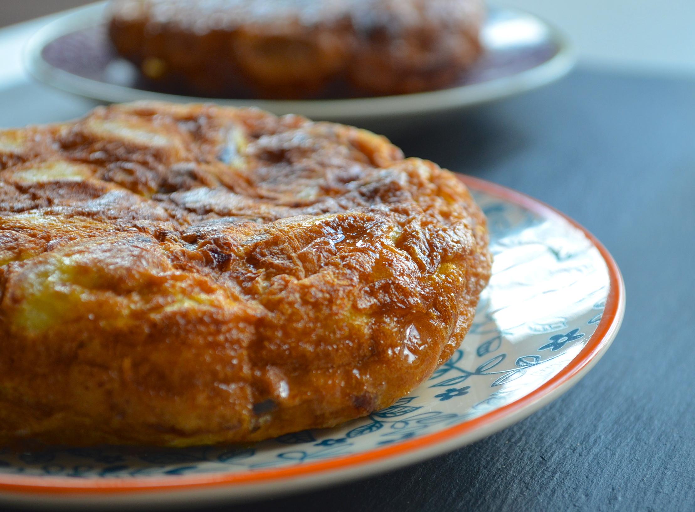 Tortilla de Patatas- Spanish Potato Omelet, Revisited