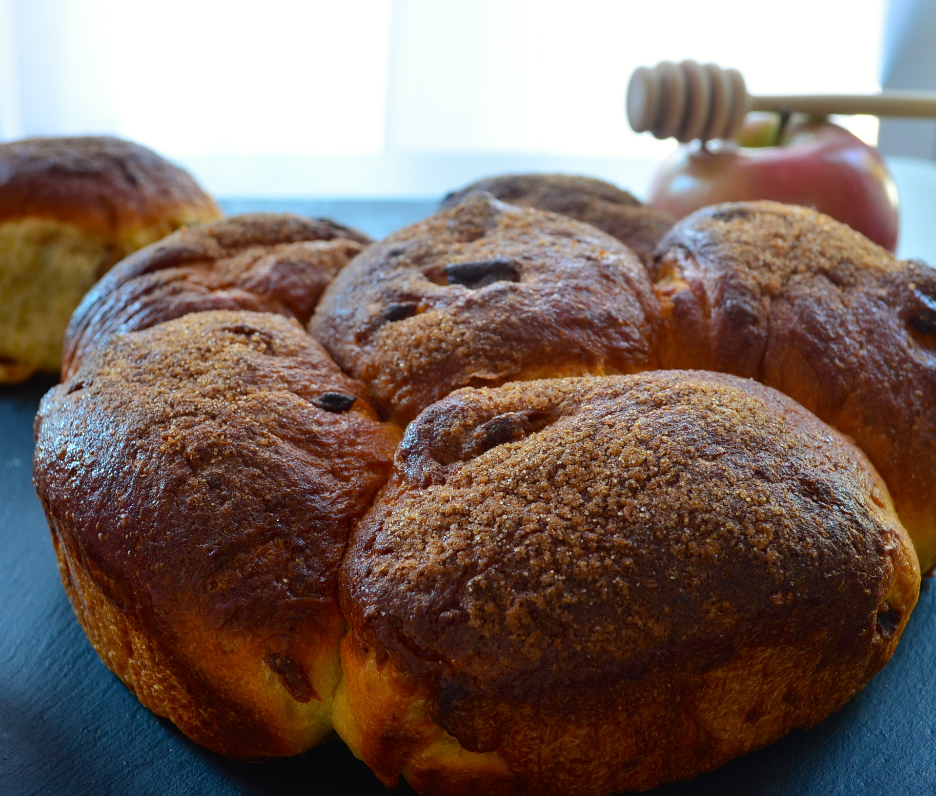 "Apples and Honey"" Challah - May I Have That Recipe 