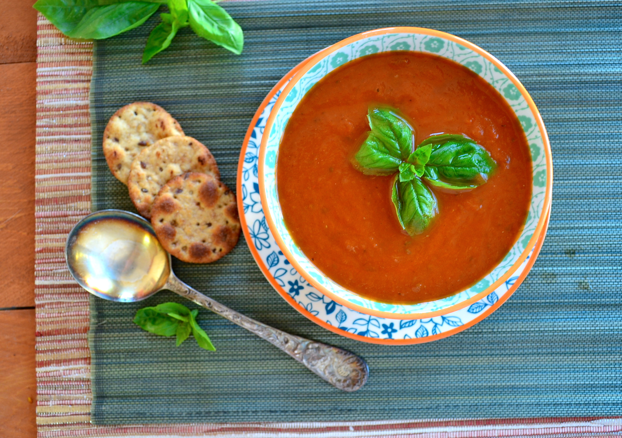 roasted eggplant soup recipe