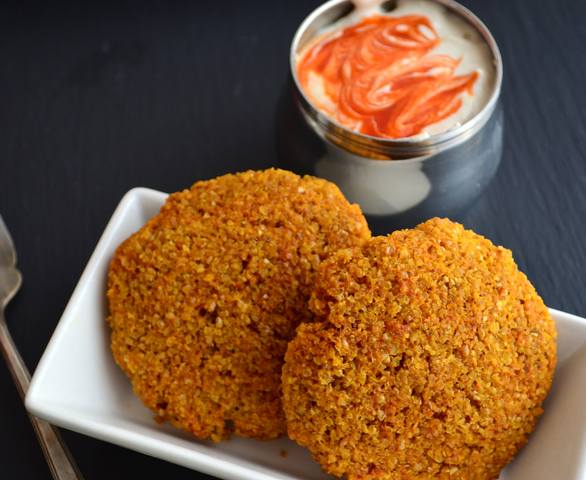 Bulgur Wheat Patties Recipe