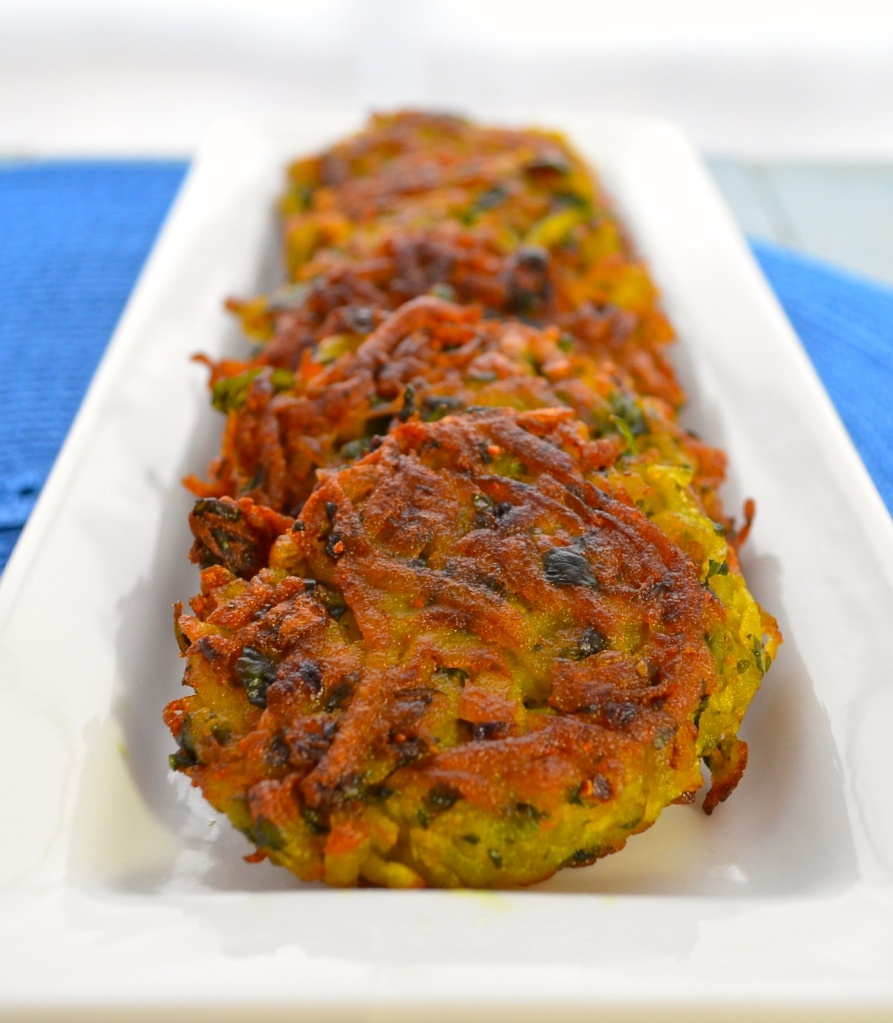 Vegan latkes recipe